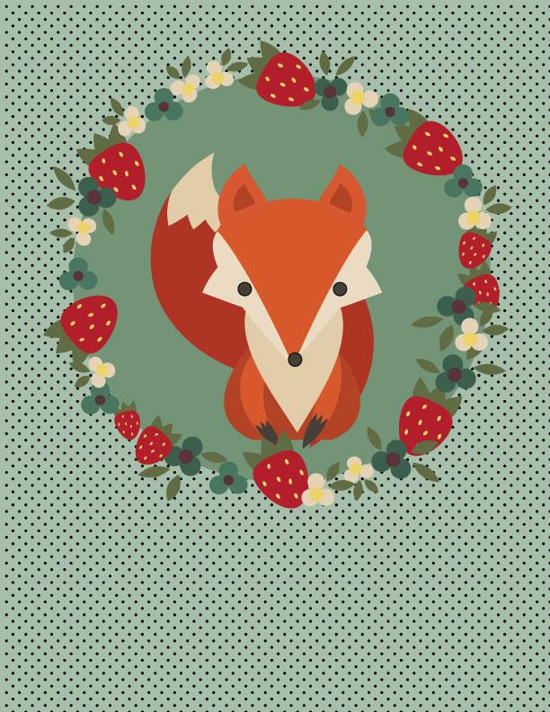 Fox by Rebekka K.